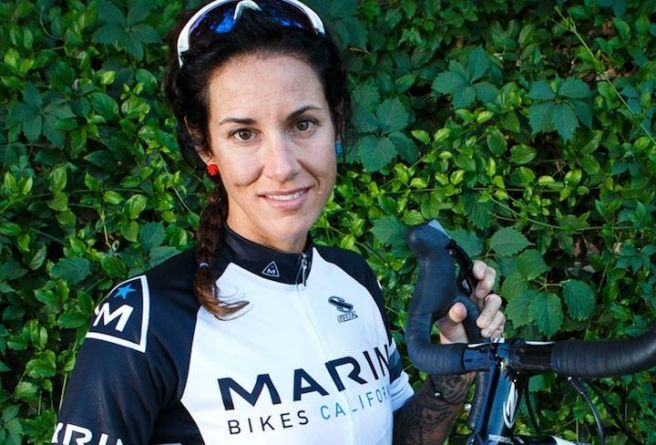 Nicole Duke officially debuts with Marin Bikes at 2013 Cross Vegas