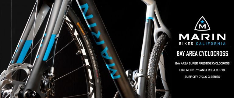 Marin Bikes continues Neutral Support of Bay Area Cyclocross!