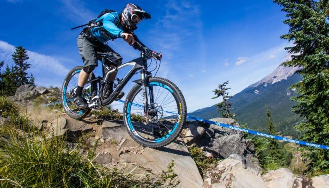 Kyle Warner Wins North American Enduro Tour