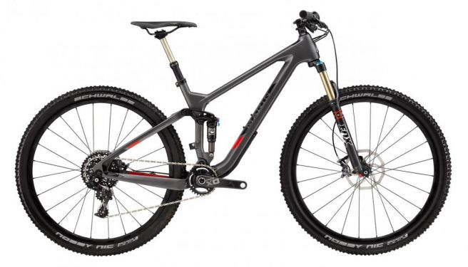 Rift Zone 9 Bike Magazine Review