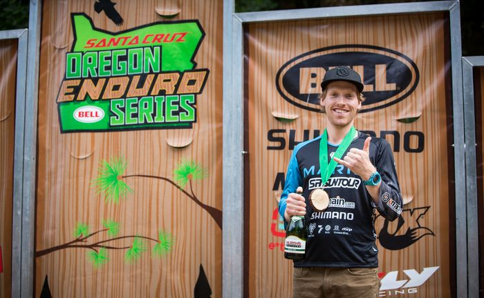 Enduro Series Race Report by Kyle Warner