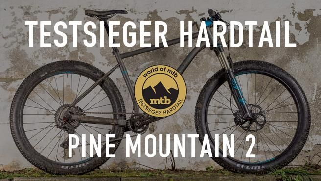 World of MTB Testsieger Hardtail