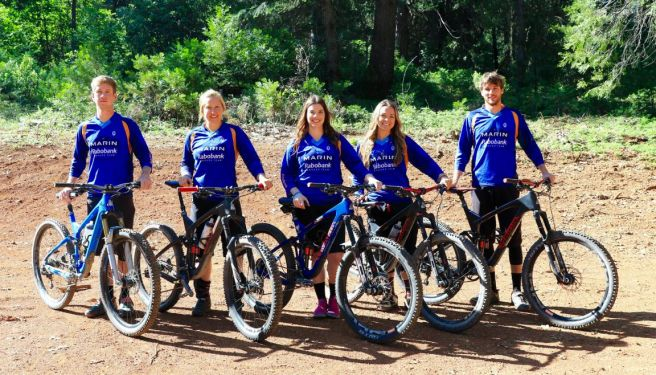 Marin/Rabobank Takes Enduro Team to New Heights in 2016