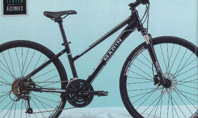 San Anselmo DS4 Bicycling Mag Review