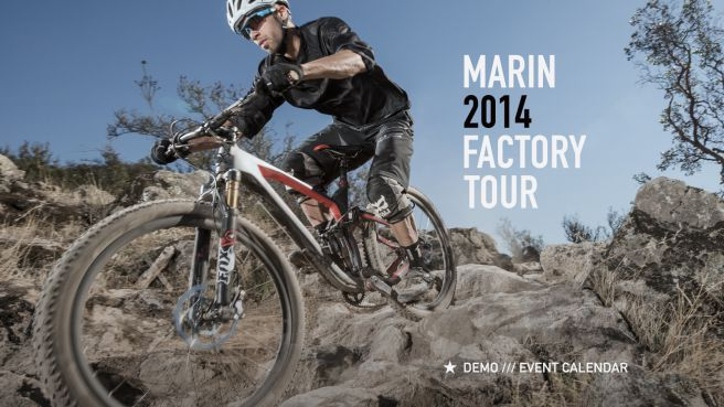 Marin Bikes Events Calendar
