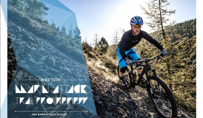 Enduro Mountain Bike Magazine - Attack Trail Pro Review